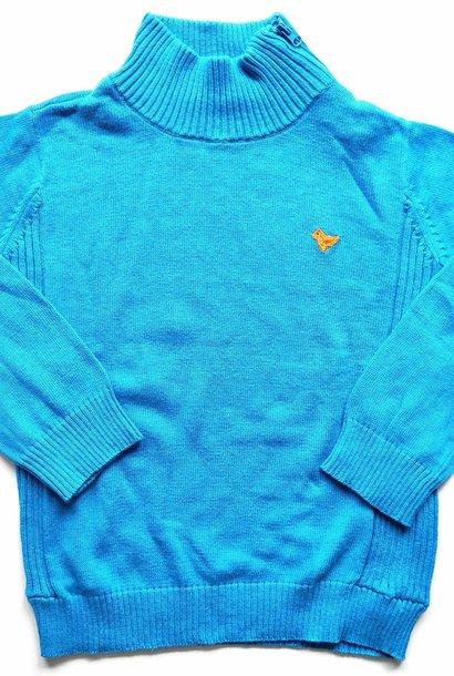Sweater Dis une couleur