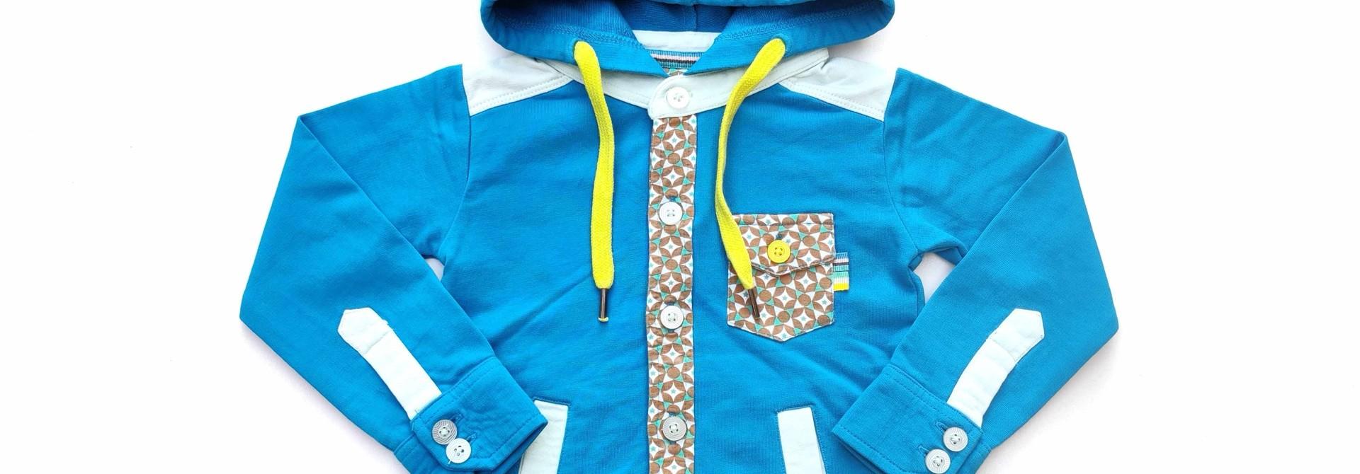 Sweater 4FF, maat 86-92