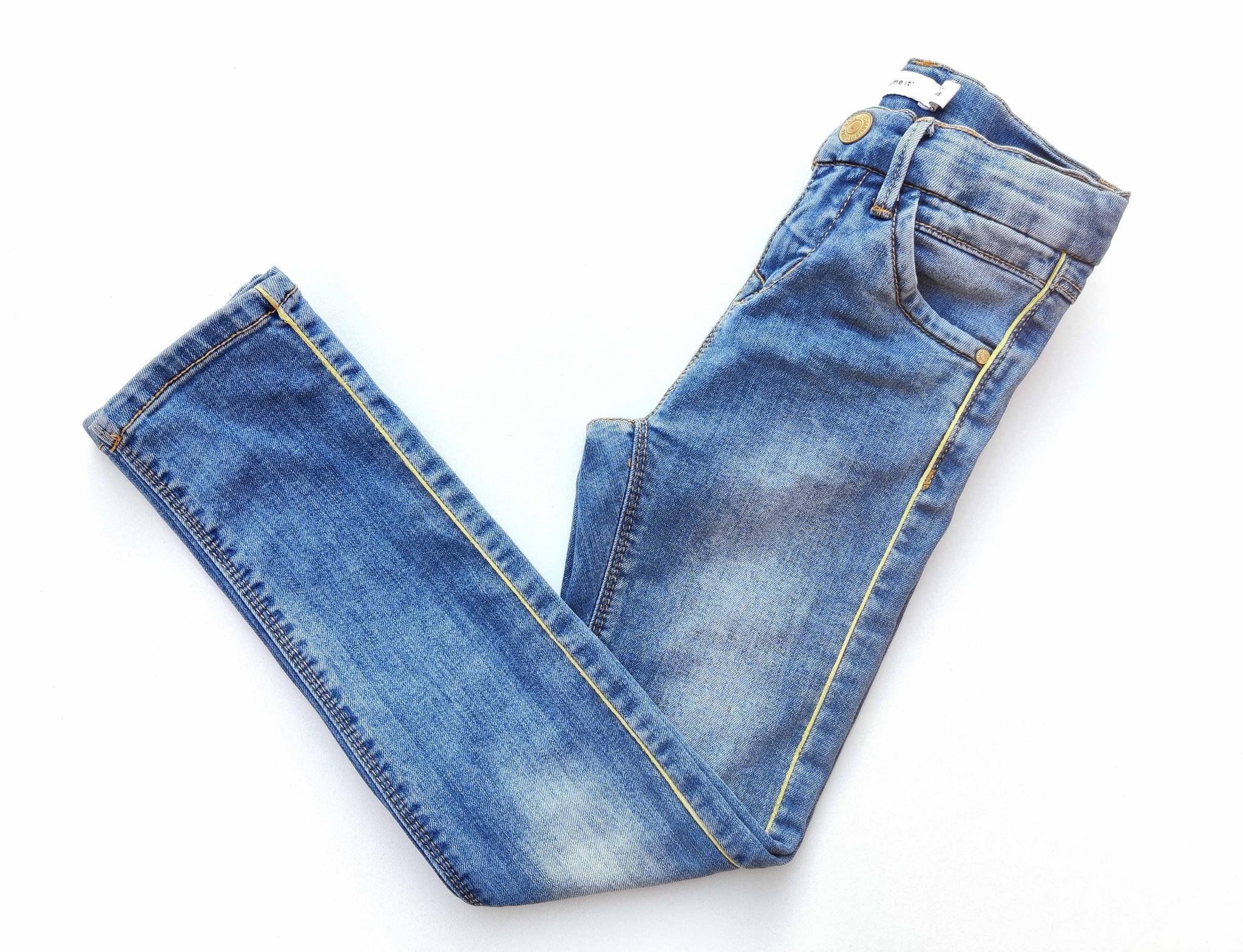 Skinny jeans Name It, maat 116-1