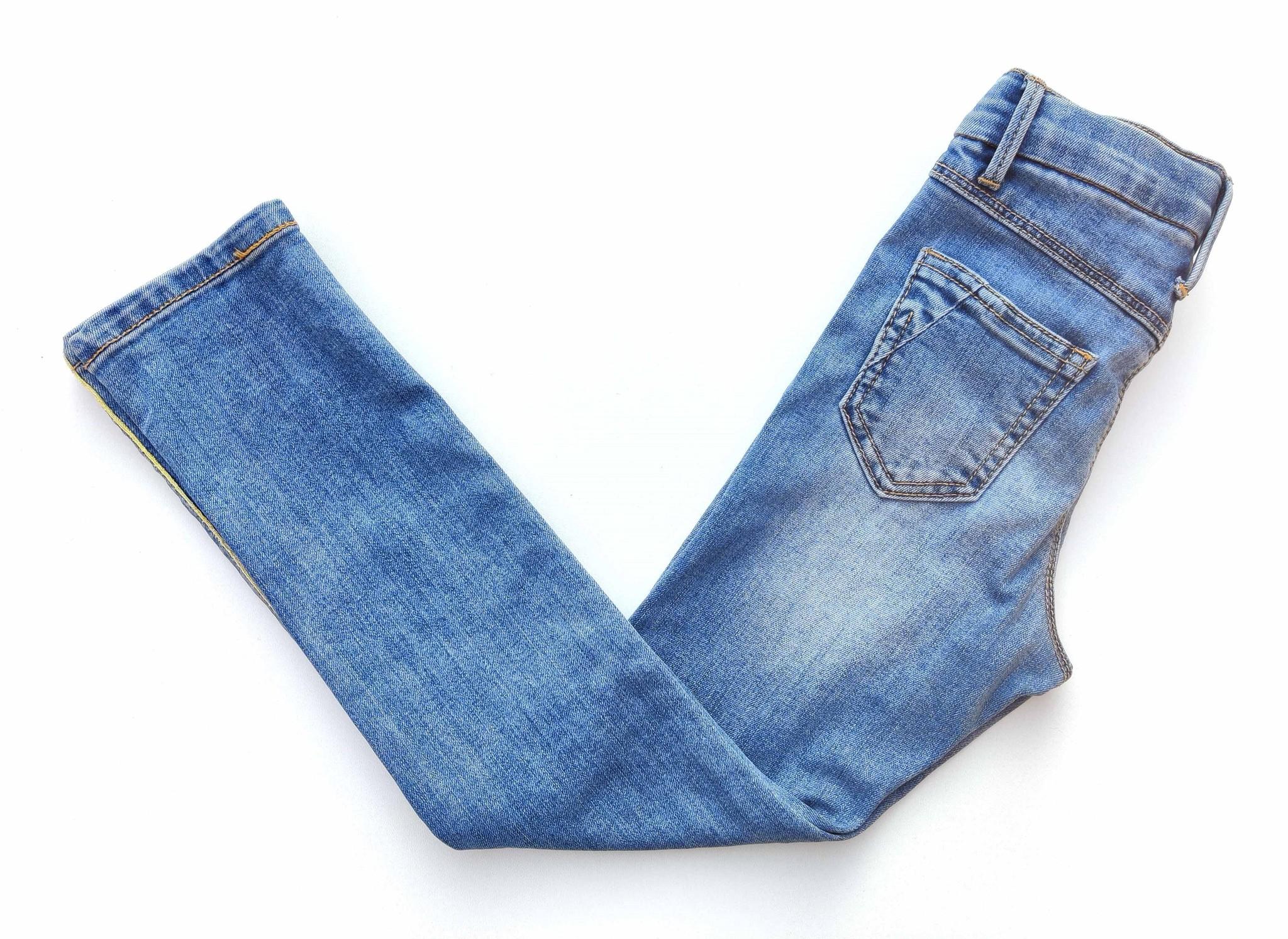 Skinny jeans Name It, maat 116-2