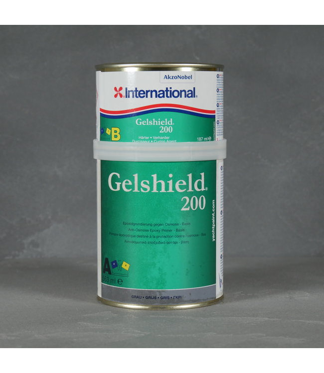 International International Gelshield 200