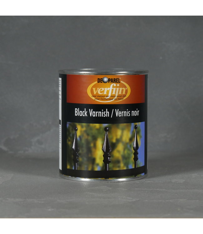 Verfijn Verfijn Black Varnish
