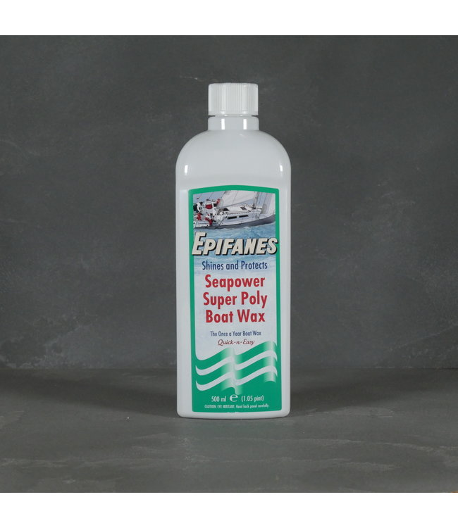 Epifanes Epifanes Seapower Super Poly Boat Wax