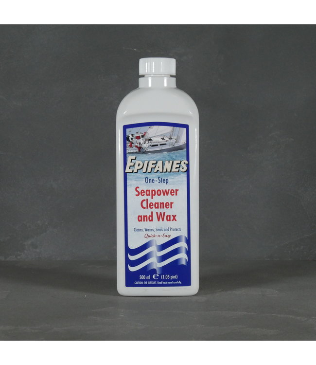 Epifanes Epifanes Seapower Cleaner And Wax One-Step