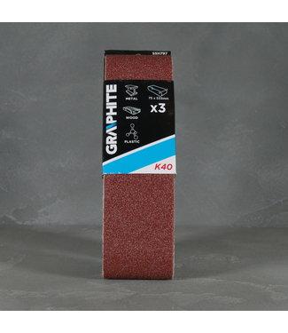 Graphite Schuurpapier 55H797 K40