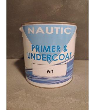 Nautic Nautic Primer & Undercoat Wit