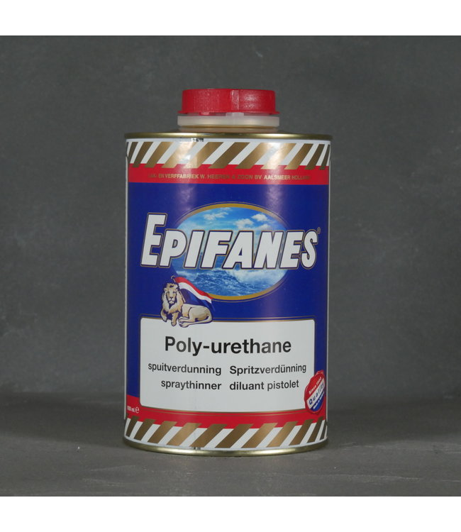 Epifanes Epifanes Poly-Urethane Spuitverdunning