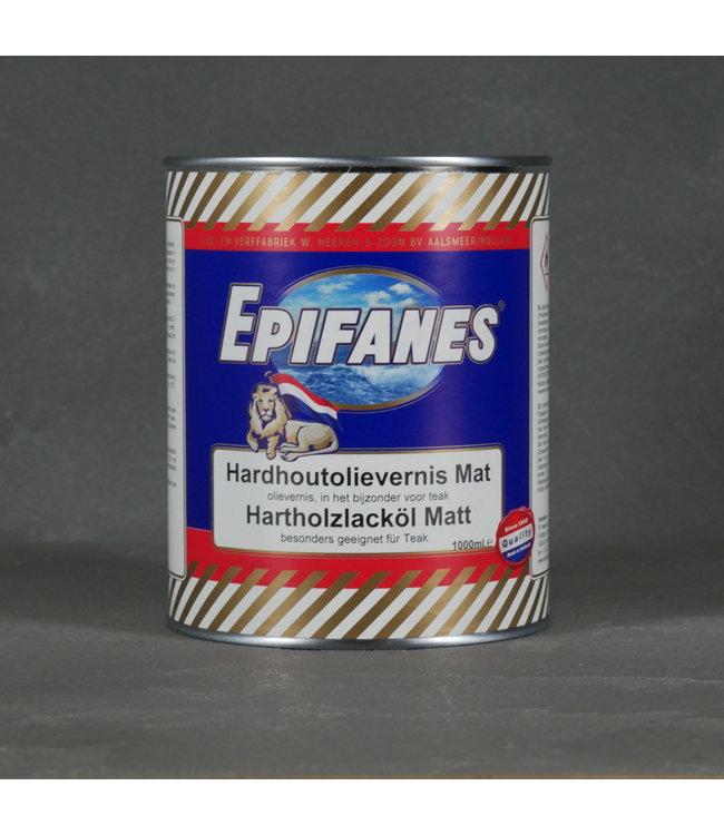 Epifanes Epifanes Hardhoutolievernis Mat
