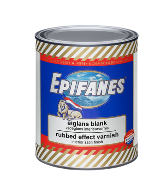 Epifanes Epifanes Bootlak Blank Eiglans