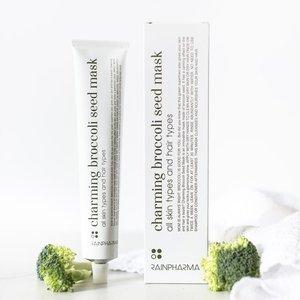 RainPharma Charming Broccoli Seed Mask