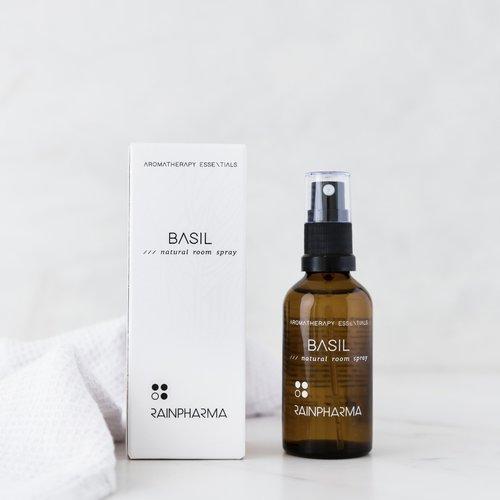 RainPharma Natural Room Spray Basil