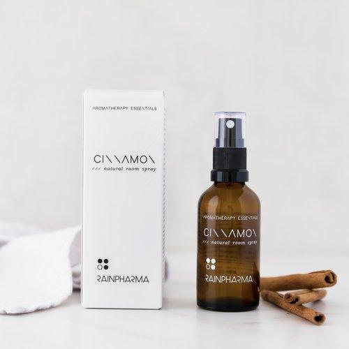 RainPharma Natural Room Spray Cinnamon