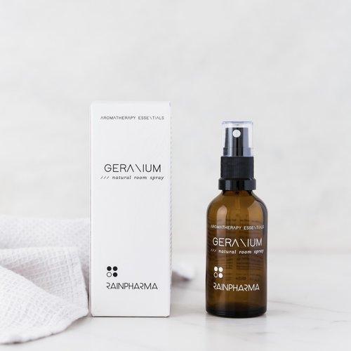 RainPharma Natural Room Spray Geranium