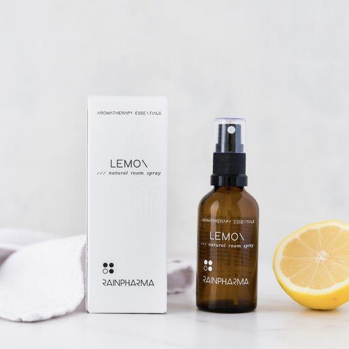 RainPharma Natural Room Spray Lemon