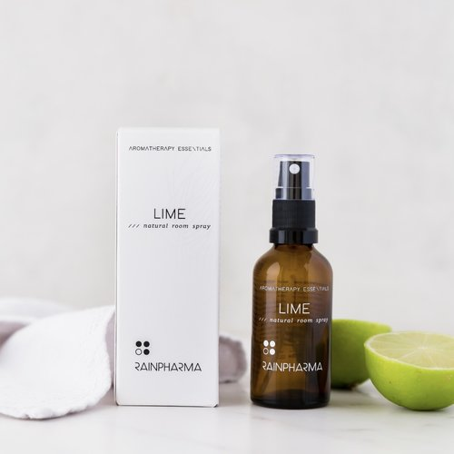 RainPharma Natural Room Spray Lime