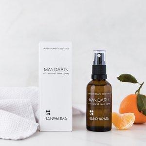 RainPharma Natural Room Spray Mandarin