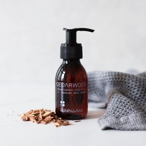 RainPharma Skin Wash Cedarwood