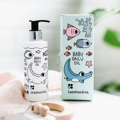 RainPharma Baby Daily Oil