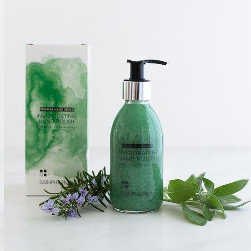 RainPharma Invogorating Hand Polish Sage & Rosemary