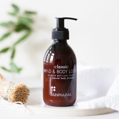 RainPharma Classic Hand & Body Lotion Calming Botanical Touch