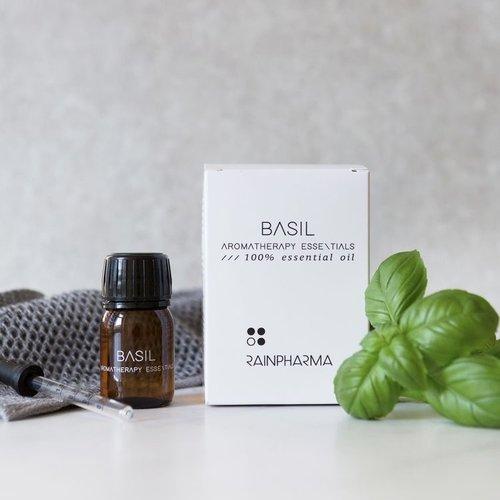 RainPharma Essential Oil Basil