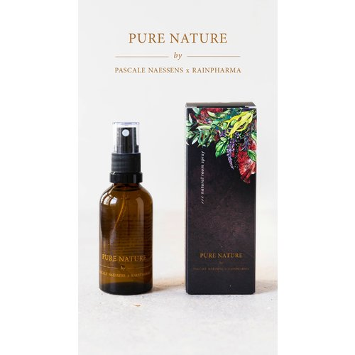 RainPharma Pascale Naessens X RainPharma Pure Nature Room Spray