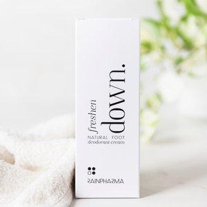 RainPharma RainPharma Freshen Down Natural Foot Deodorant Crème