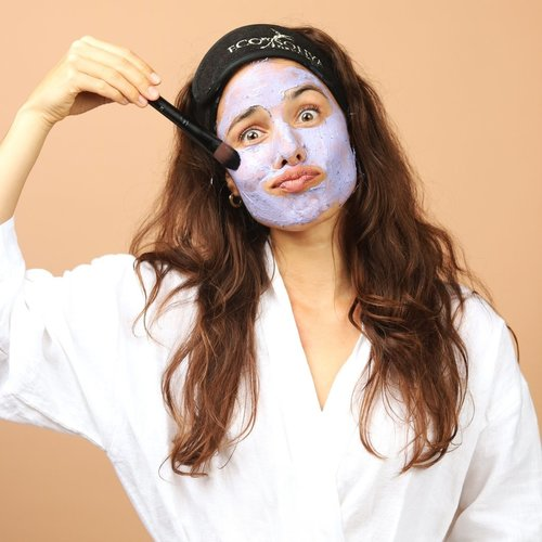 Eco by Sonya  Face Compost™ Purple Power Mask