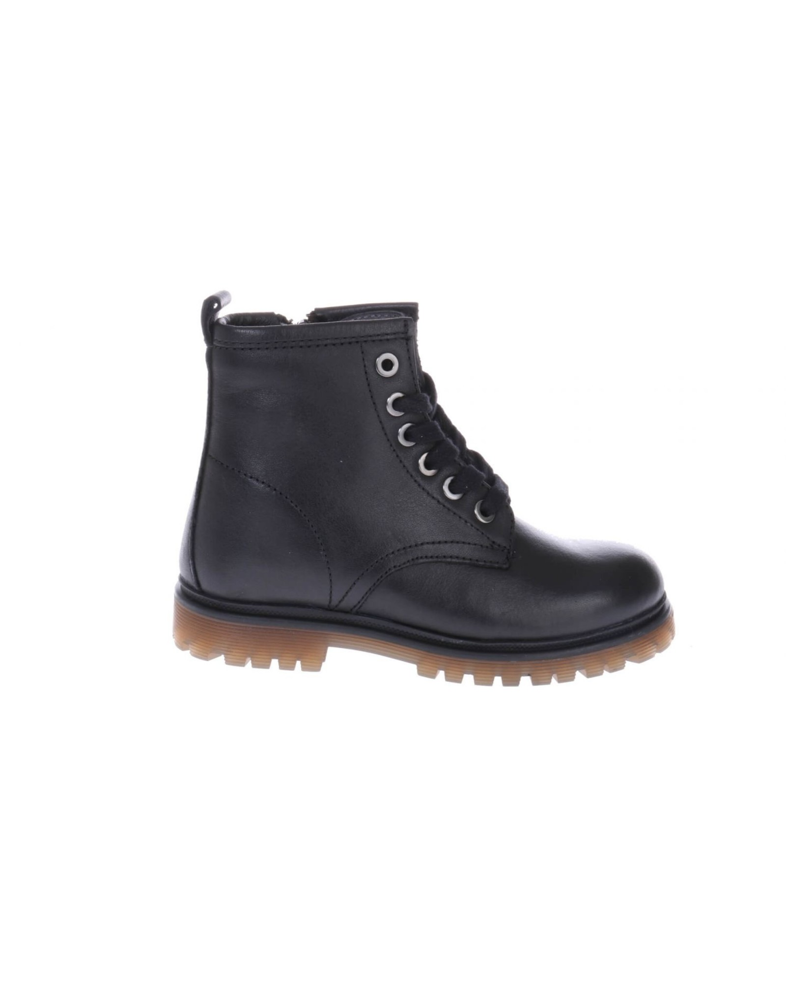 Gattino Gattino - Kinderschoen Boot Black Combi