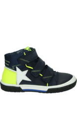 Track - Style Track - Style Klittebandschoen Blauw/ geel
