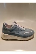 Clic Clic - Meisjes Sneaker Dikke Zool Lichtblauw