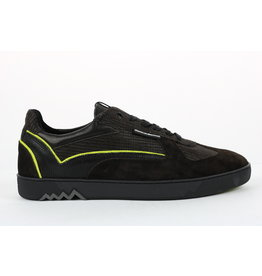 Floris van Bommel Floris Van Bommel - Donkerbruine Sneaker