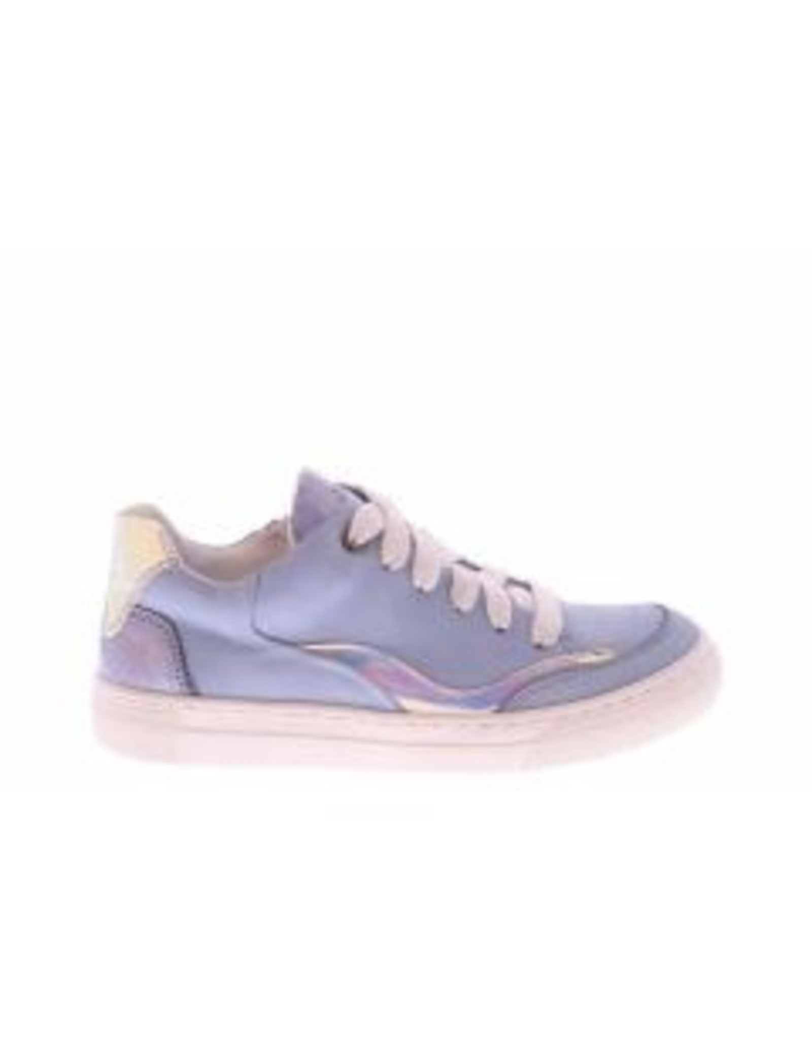 Jochie Jochie - Meisjes Sneaker Light Blue