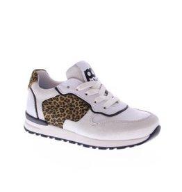 Piedro Piedro - Wit Combi Meisjes Sneaker
