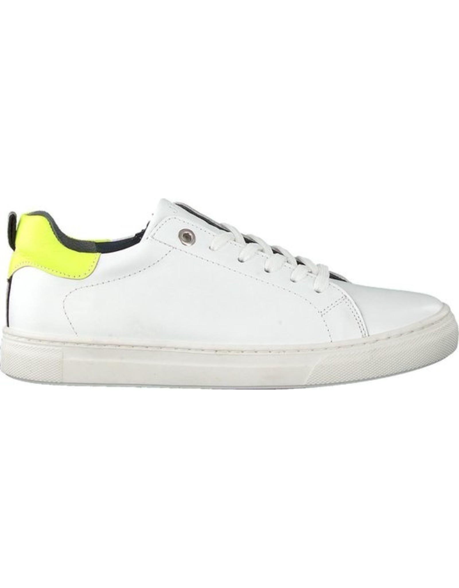Jochie Jochie - Witte Jongens Sneaker