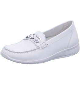 Waldlaufer Waldlaufer - Witte Loafer Dames