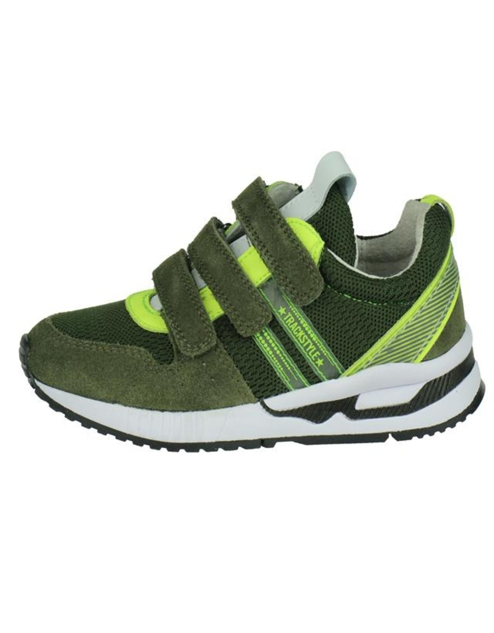 Track - Style Track - Style - Klittenband Jongens Sneaker
