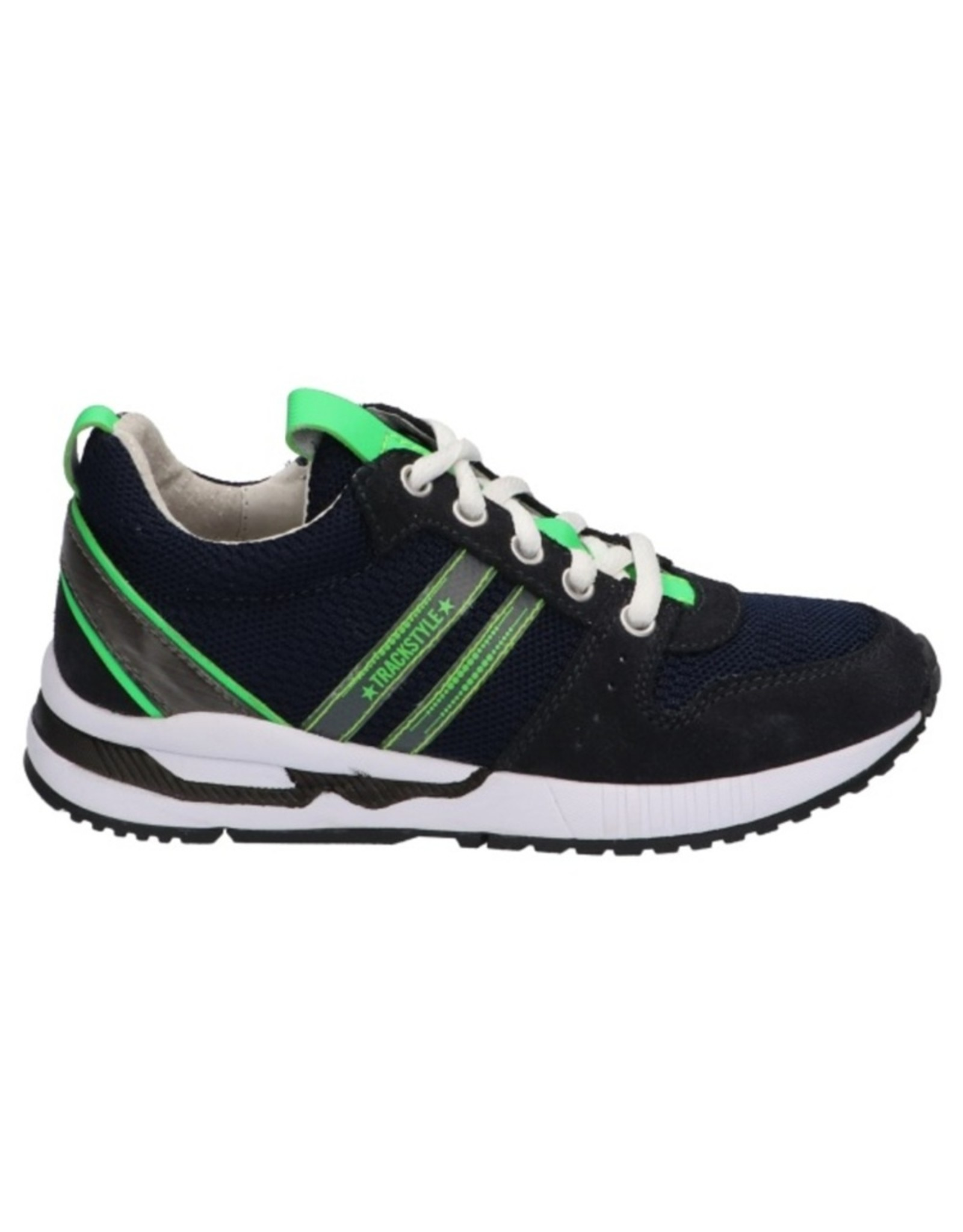 Track - Style Track - Style - Jongens Sneaker Navy