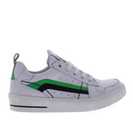 Piedro Piedro - Witte Jongens Sneaker