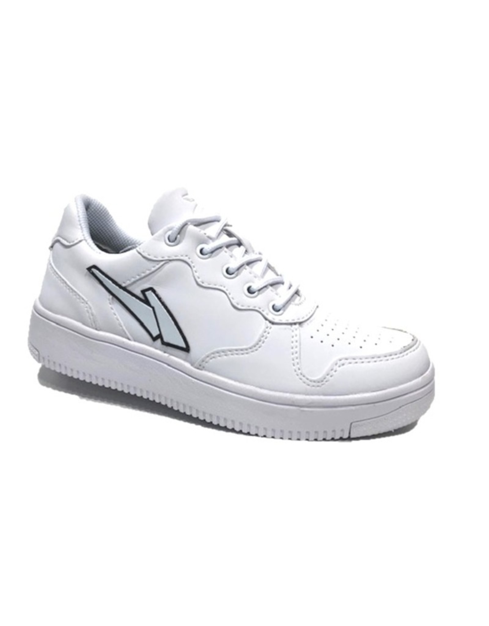 Piedro Piedro - Witte Lage Jongens Sneaker