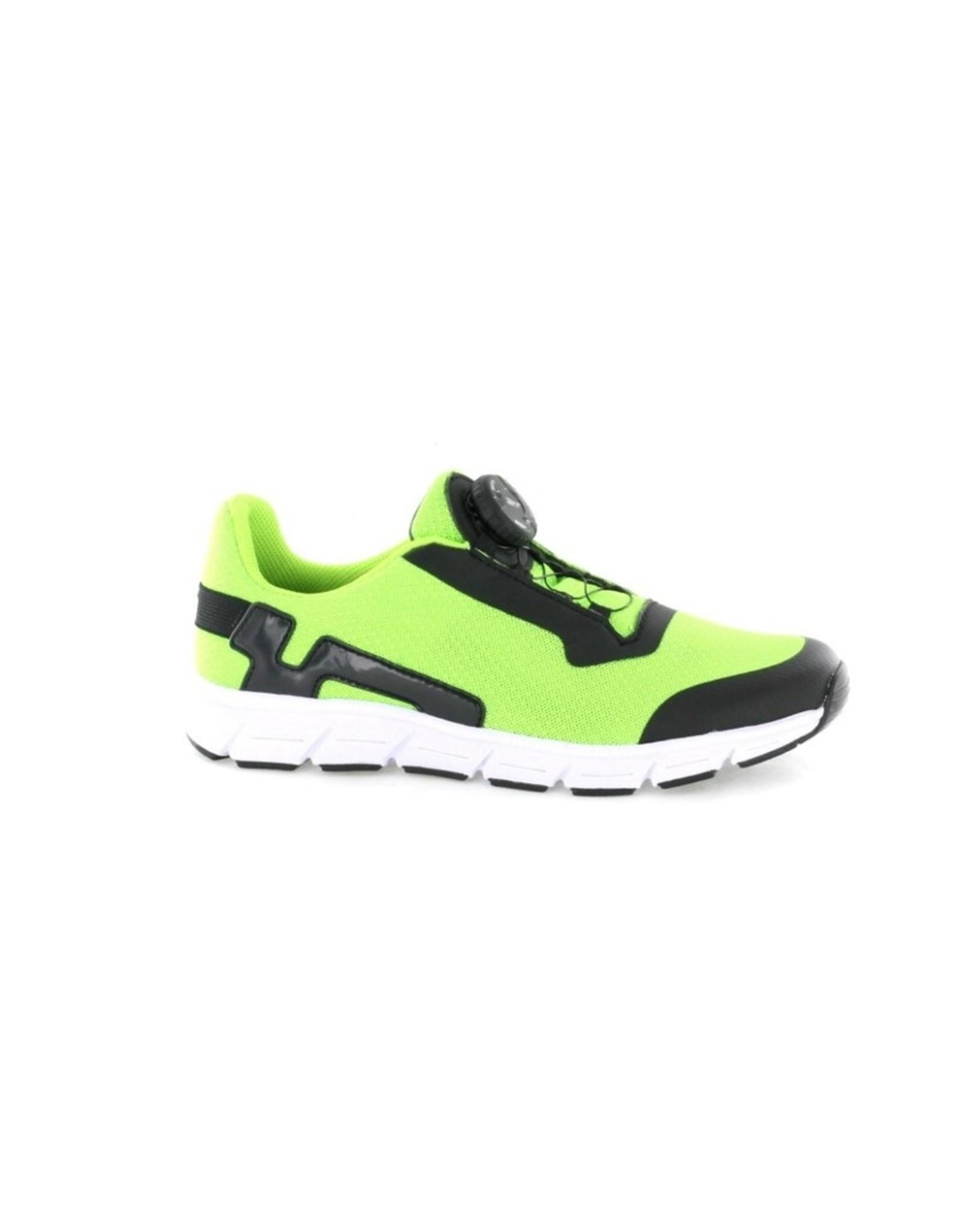 Piedro Piedro - Groene Lage Jongens Sneaker