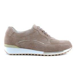 Waldlaufer Waldlaufer - Beige Dames Sneaker