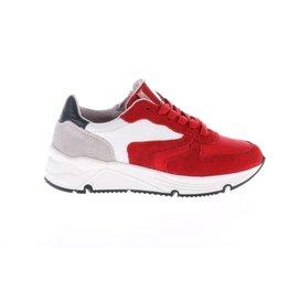 Gattino `Gattino - Jongens Sneaker Red Combi G1343