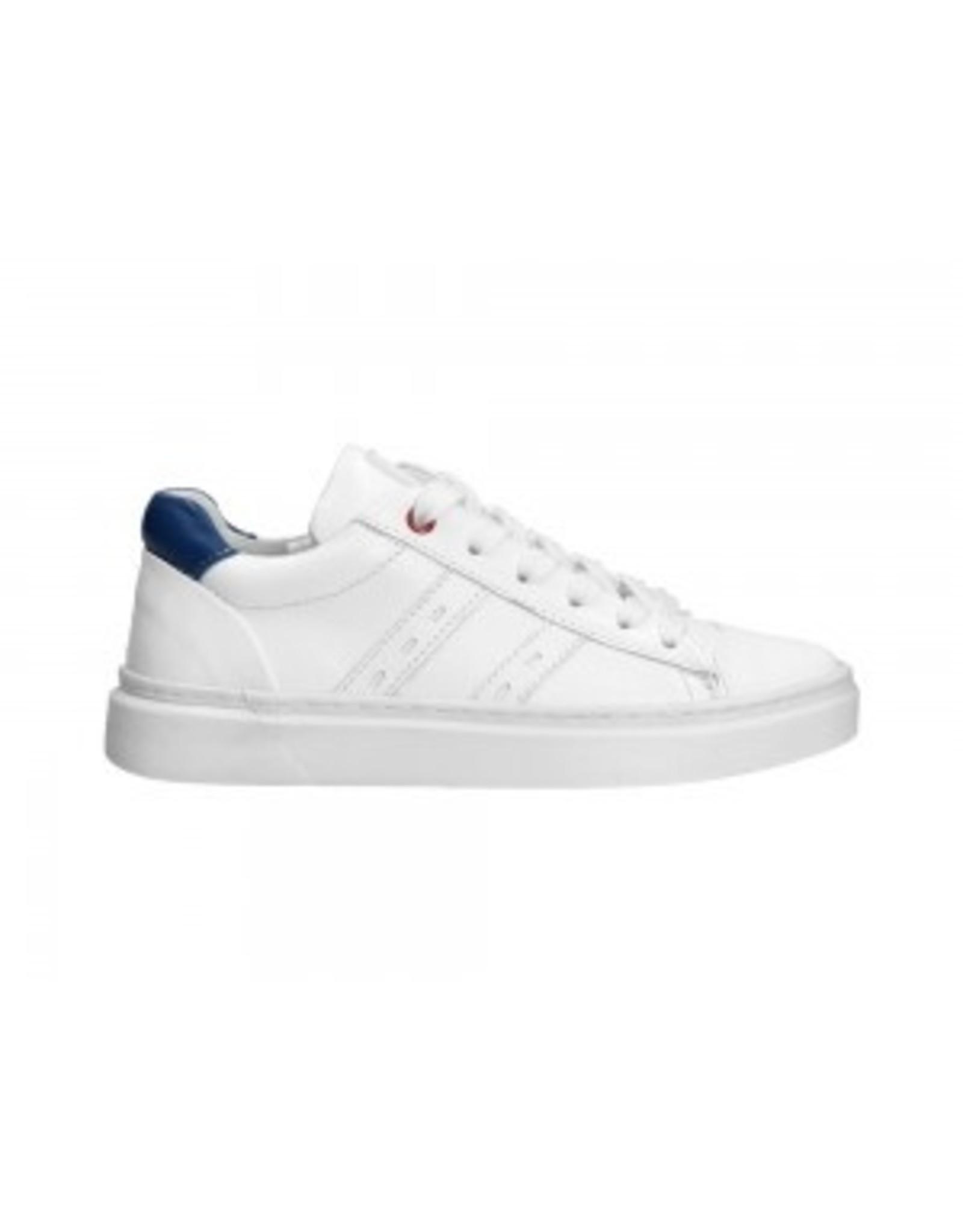Jochie Jochie - Sneaker Wit Leer