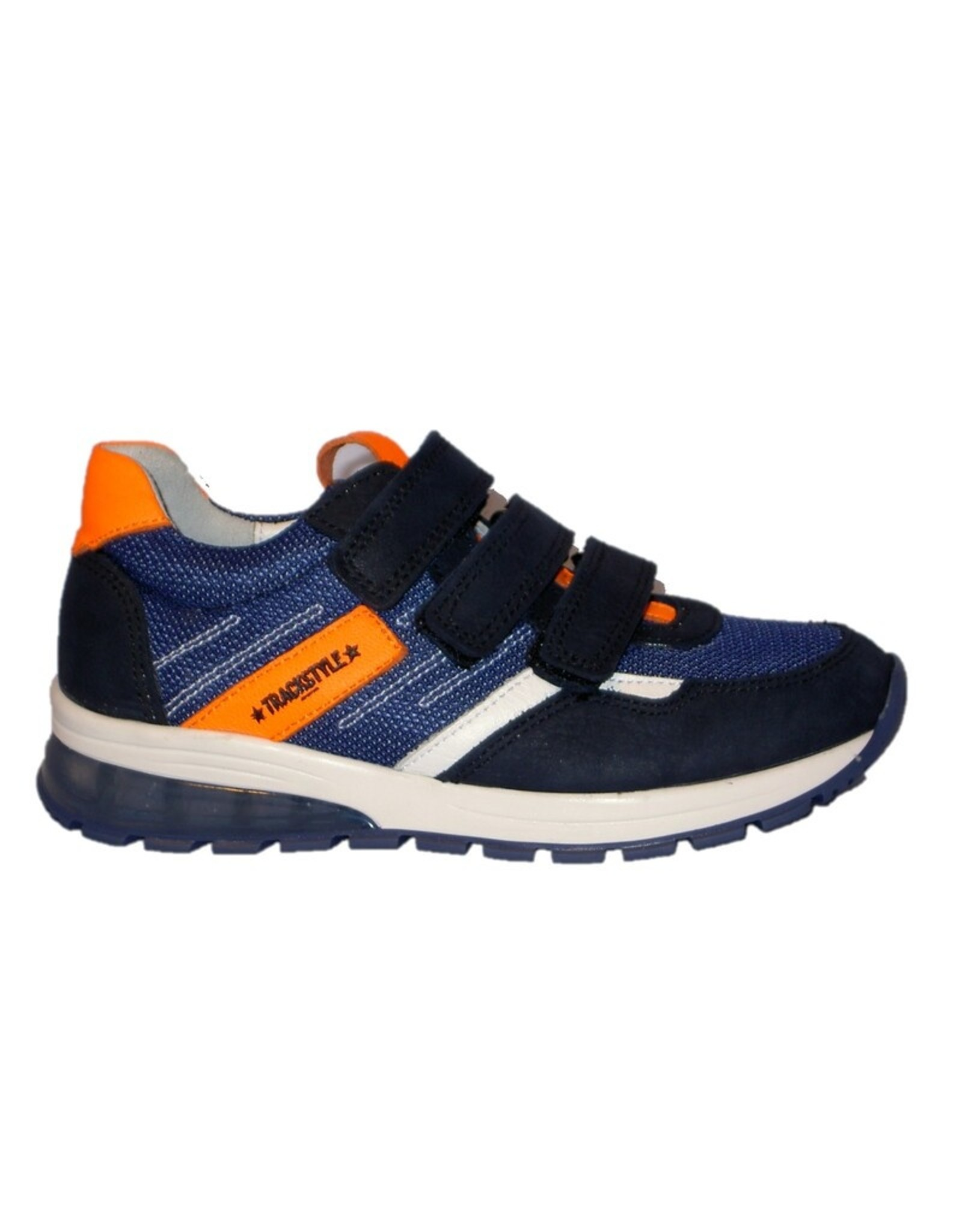 Track - Style Track Style - Klitteband schoen Donkerblauw