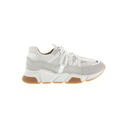Dwars label Dwars - Sneaker Los Angeles White Suede