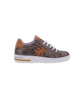 Piedro Piedro - Sneaker Taupe Print