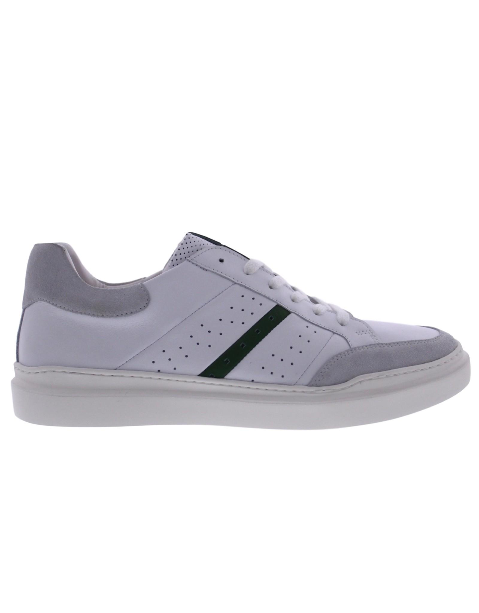 Livingstone Livingstone - Heren Sneaker Wit Groen