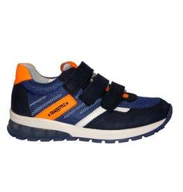 Track - Style Trackstyle - Klittebandschoen Donkerblauw