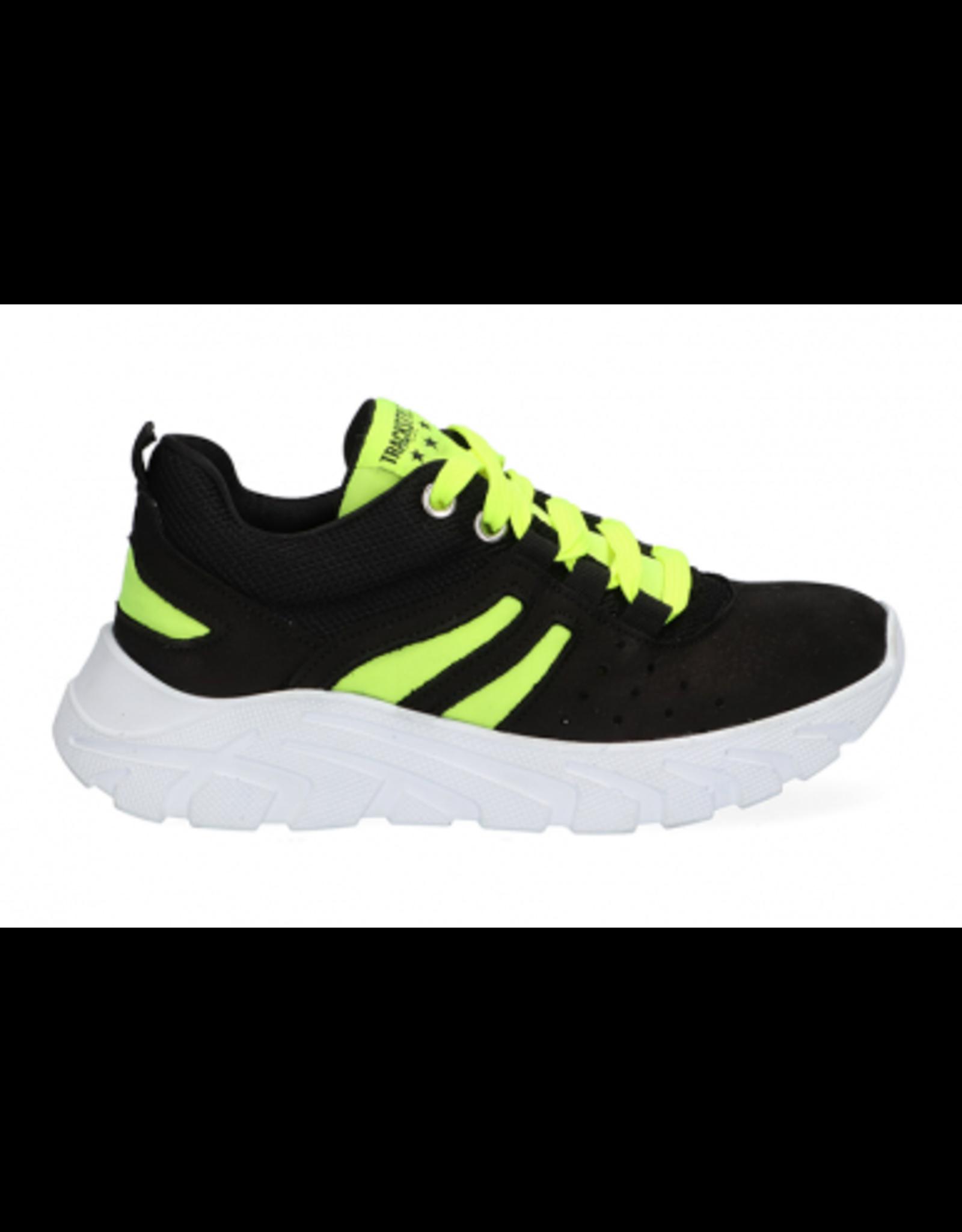 Track - Style Trackstyle - Sportieve Schoen Zwart Geel